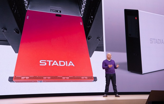 google s stadia will let game makers use rival clouds