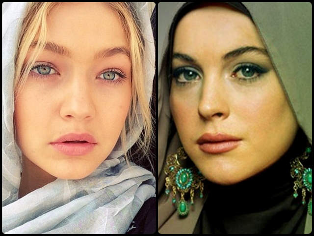 4 foreign celebrities that have donned the hijab