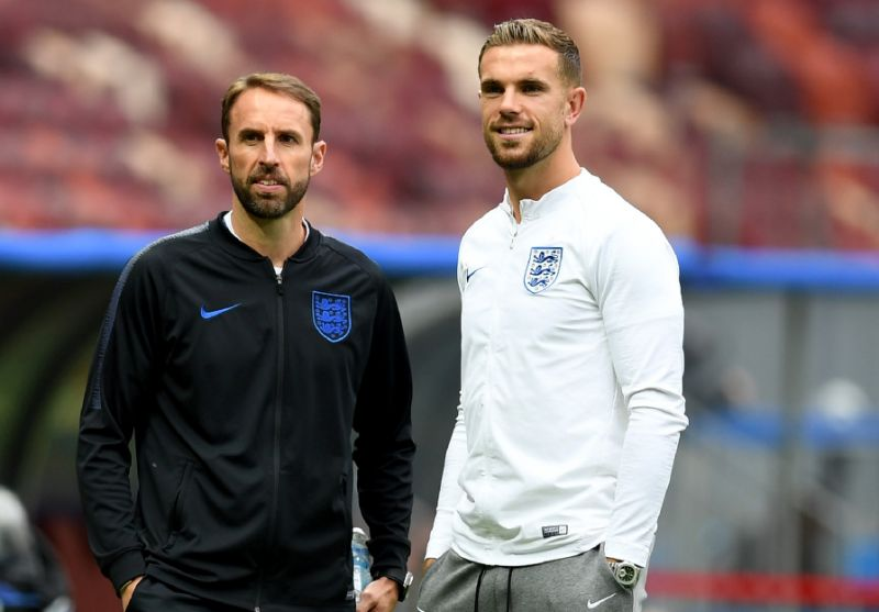 for the first time in years there is a sense england can emerge as one of the main contenders for international football 039 s top prizes photo afp