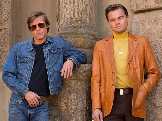 photo once upon a time in hollywood instagram