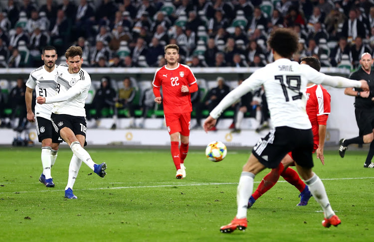 having controversially dropped veterans jerome boateng mats hummels and thomas mueller from the national squad two weeks ago coach loew had announced the beginning of a quot new era quot ahead of wednesday 039 s game photo afp