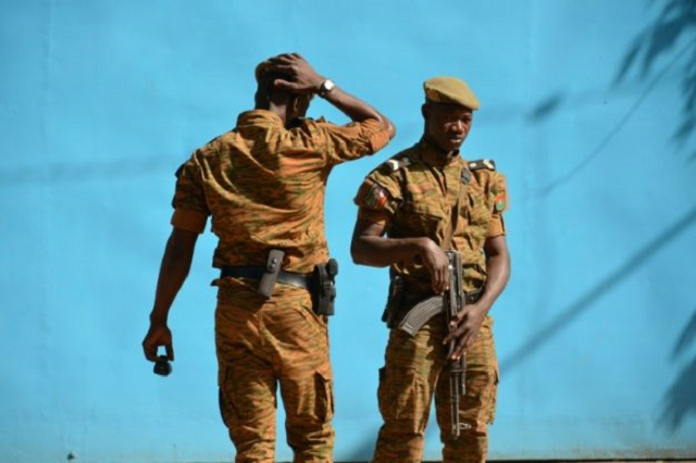 civilians and security forces have paid a heavy price for jihadist attacks in burkina faso in recent years with the death toll now standing at more than 300 since 2015 photo afp