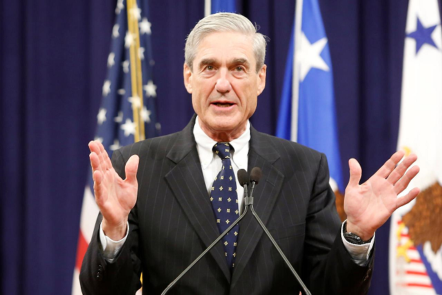 mueller has charged three dozen individuals and entities including 25 russians and six former trump aides photo reuters