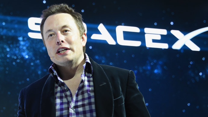 musk the founder of rocket and spacecraft company spacex said the company 039 s interplanetary ship could begin test flights as soon as next year photo afp