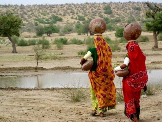 thar deprived of clean drinking water despite spending rs105b sc