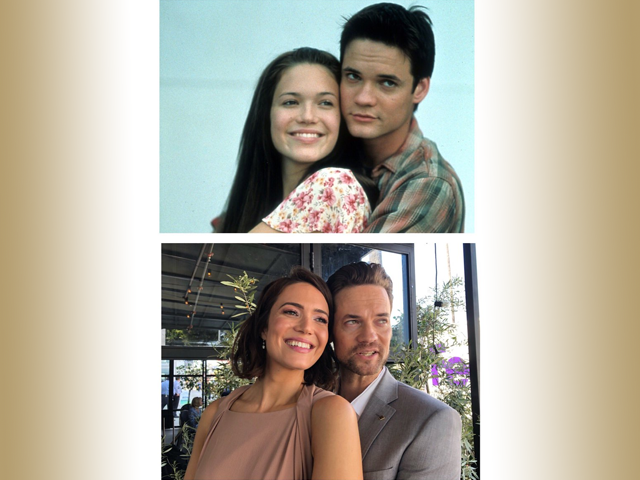 mandy moore shane west take another walk to remember