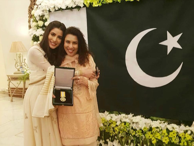 to suggest that i slept my way to this award is an abhorrent slur mehwish hayat