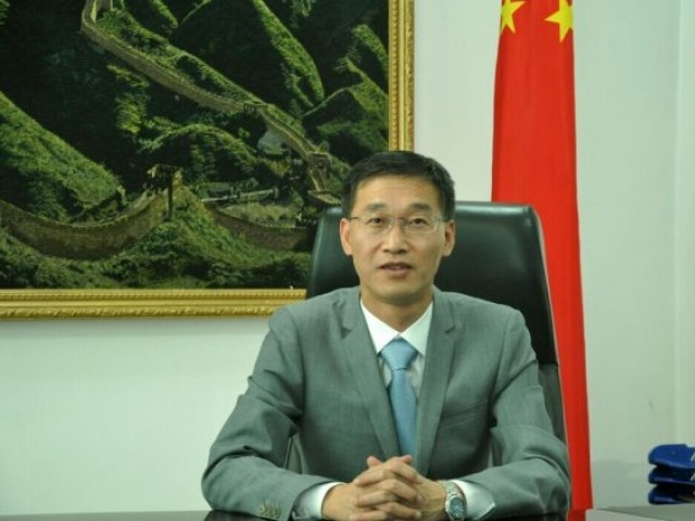 says more cooperation between private sectors of two sides will lower manufacturing cost photo file