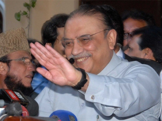 former president also requested the court to instruct nab to reveal the details of the ongoing cases against him photo file