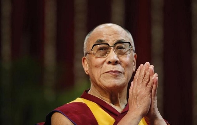 a file photo of dalai lama photo reuters
