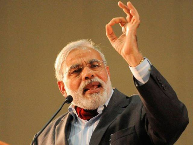 modi mocked for space superpower theatrics ahead of polls