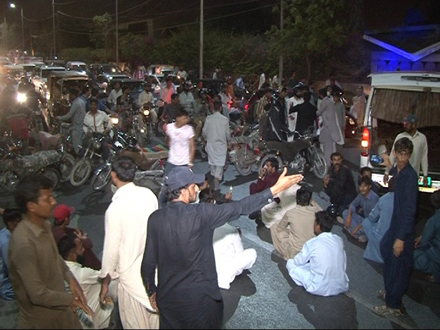 lawyer booked over murder of young man in karachi