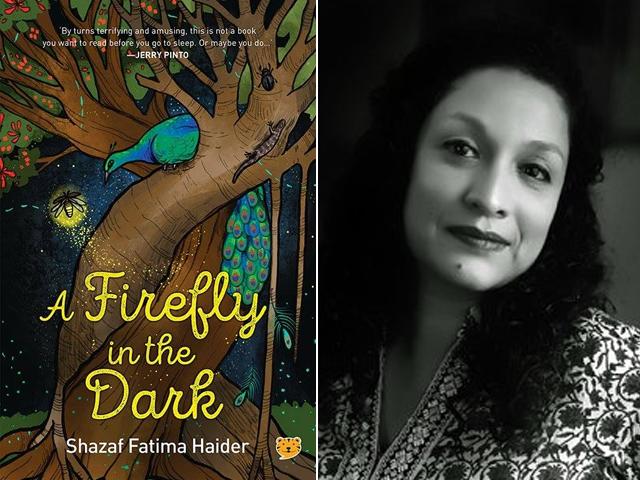 pakistani author wins big at children s indian literature festival