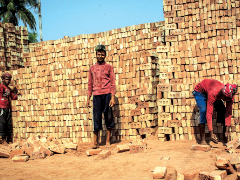 traditional brick kilns to be closed for 70 days photo file