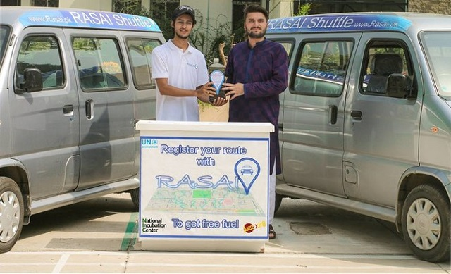 RASAI now has 1,400 registered users and more than 300 participating vehicles. PHOTO: RASAI/FACEBOOK