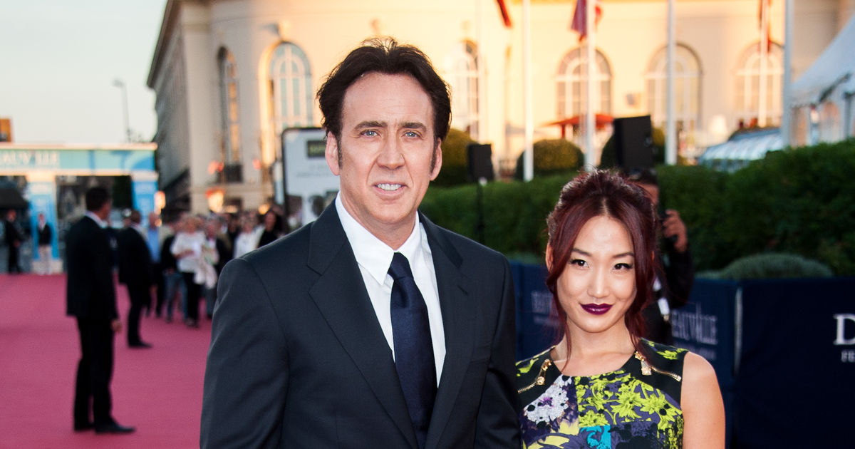 nicolas cage files for annulment four days after marriage