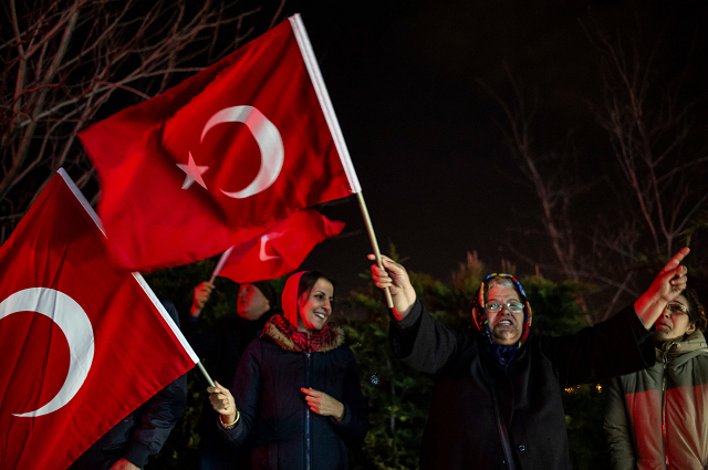 defeat for erdogan s party in ankara was a significant blow for the president photo reuters