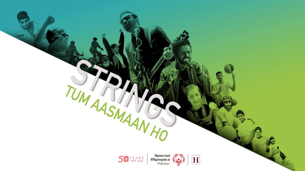 strings song for special olympics pakistan has its heart in the right place
