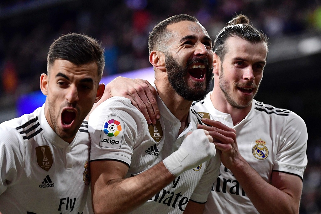 long road ahead humbled by ajax in the champions league and dumped out of the copa del rey by barca real have showed little signs of improvement in zidane 039 s second game in charge photo afp