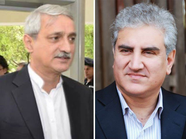 foreign minister critical of tareen attending official govt meetings photo express file