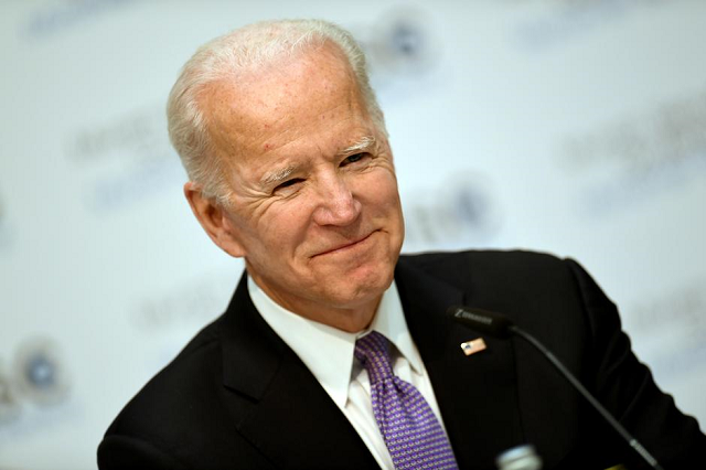 second woman says ex vp biden touched her inappropriately