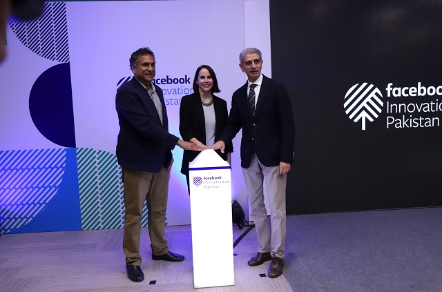 facebook and the federal ministry of information technology and telecom in collaboration with the national technology fund ignite launched the country s first innovation lab at a ceremony in lahore on wednesday photo facebook