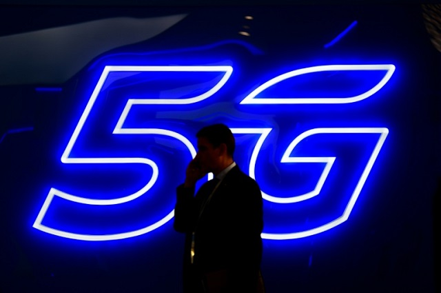 long anticipated deployment of ultrafast 5g wireless networks is beginning in south korea and the united states photo afp