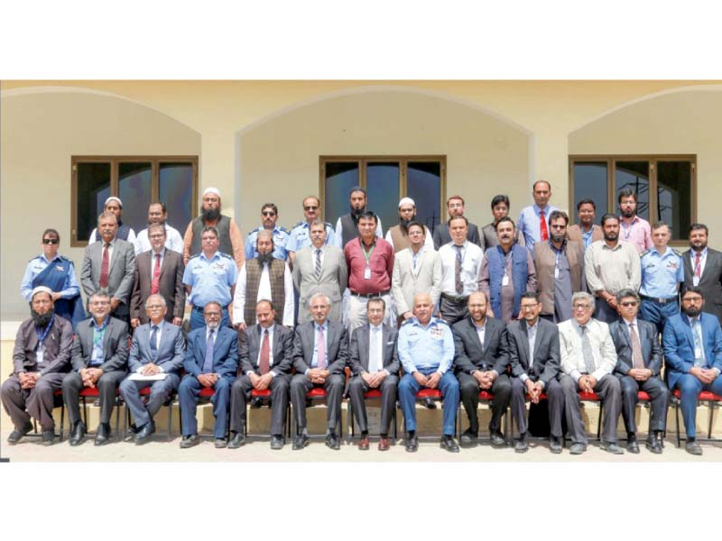 researchers from universities across pakistan presented their papers at the iccis 2019 which aims to provide a platform to present new research photo express