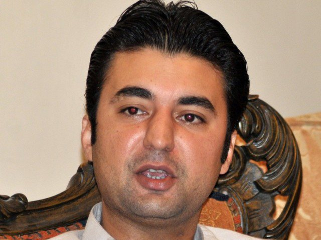 federal minister for communications murad saeed photo express