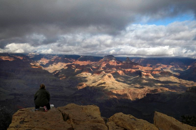 the grand canyon is one of the top tourist destinations in the united states photo afp