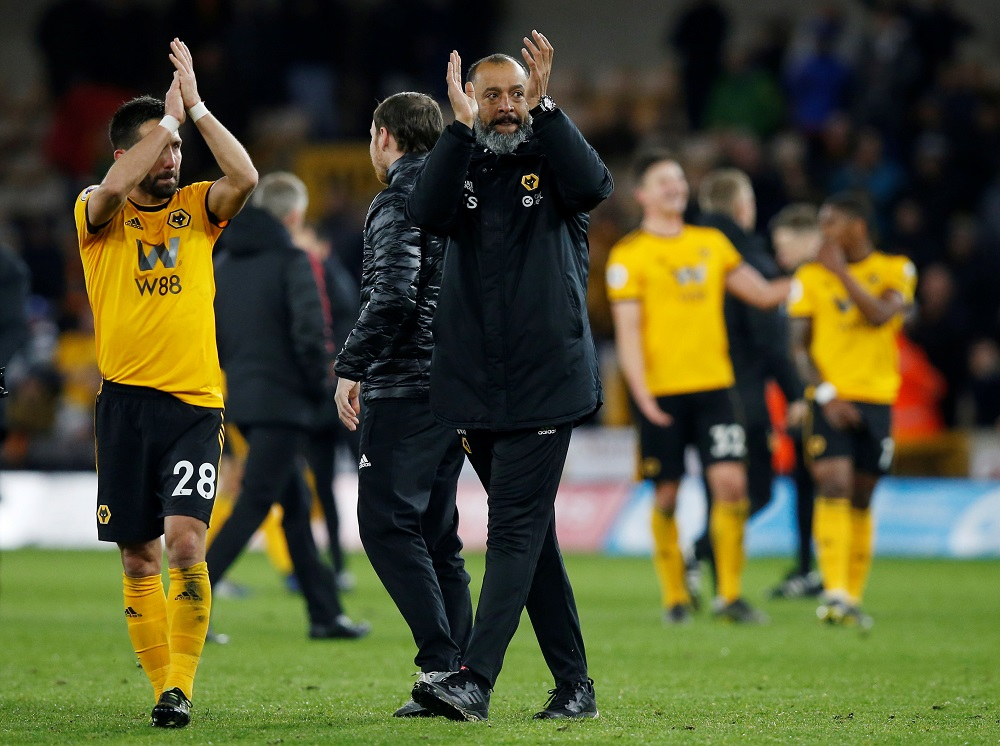 wolves and watford meet in the fa cup semi final on sunday seeking silverware to add lustre to a season in which they are both battling to be the quot best of the rest quot in the premier league photo afp