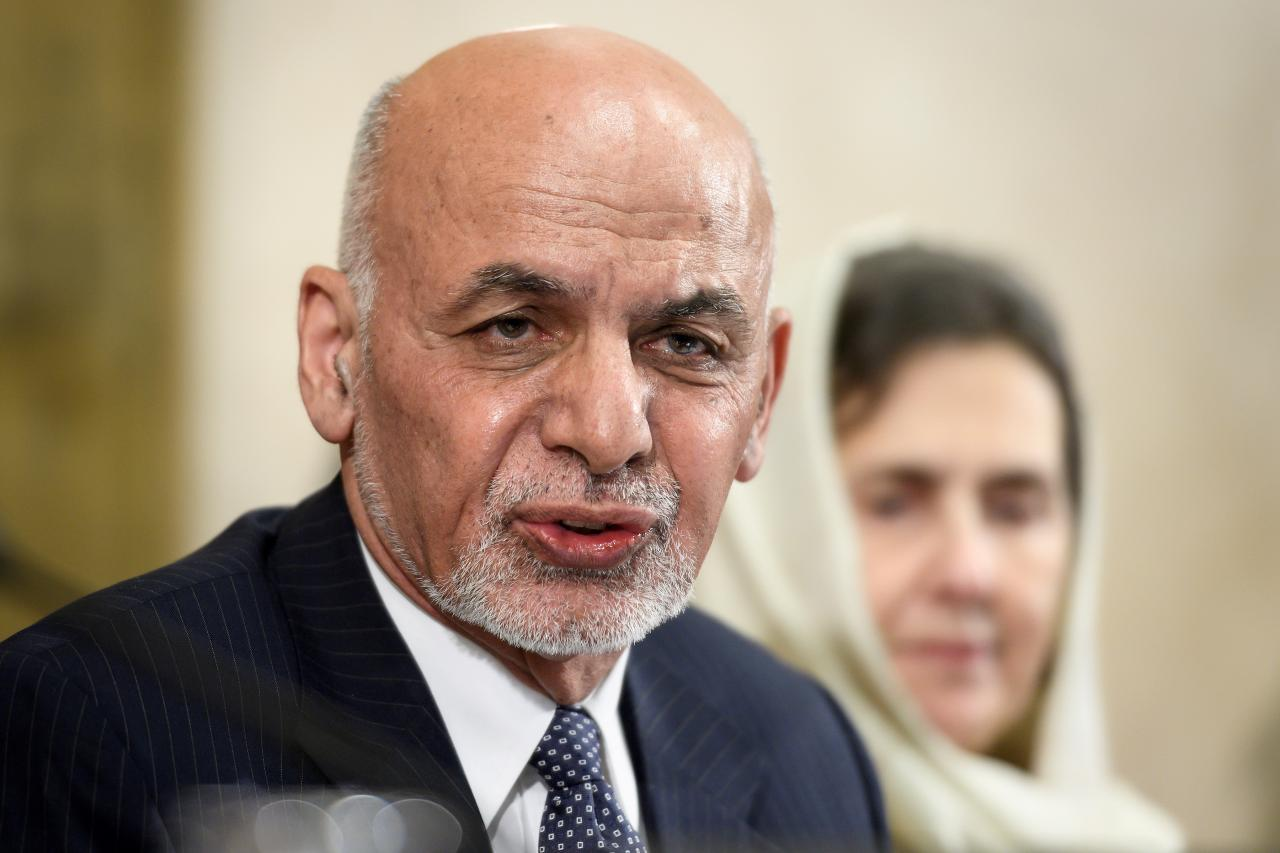 afghanistan 039 s president ashraf ghani photo reuters