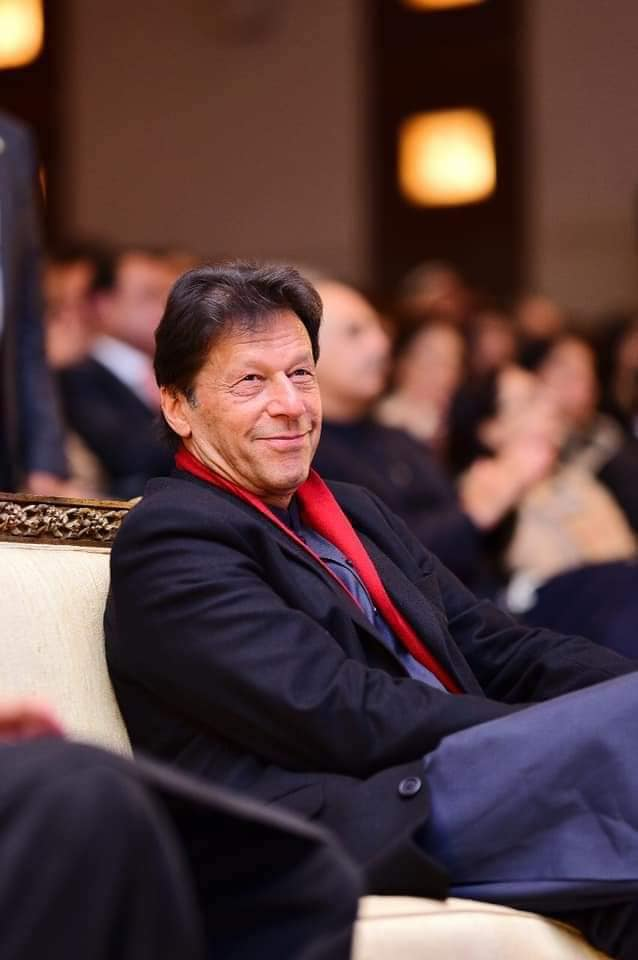 pm imran khan photo pti
