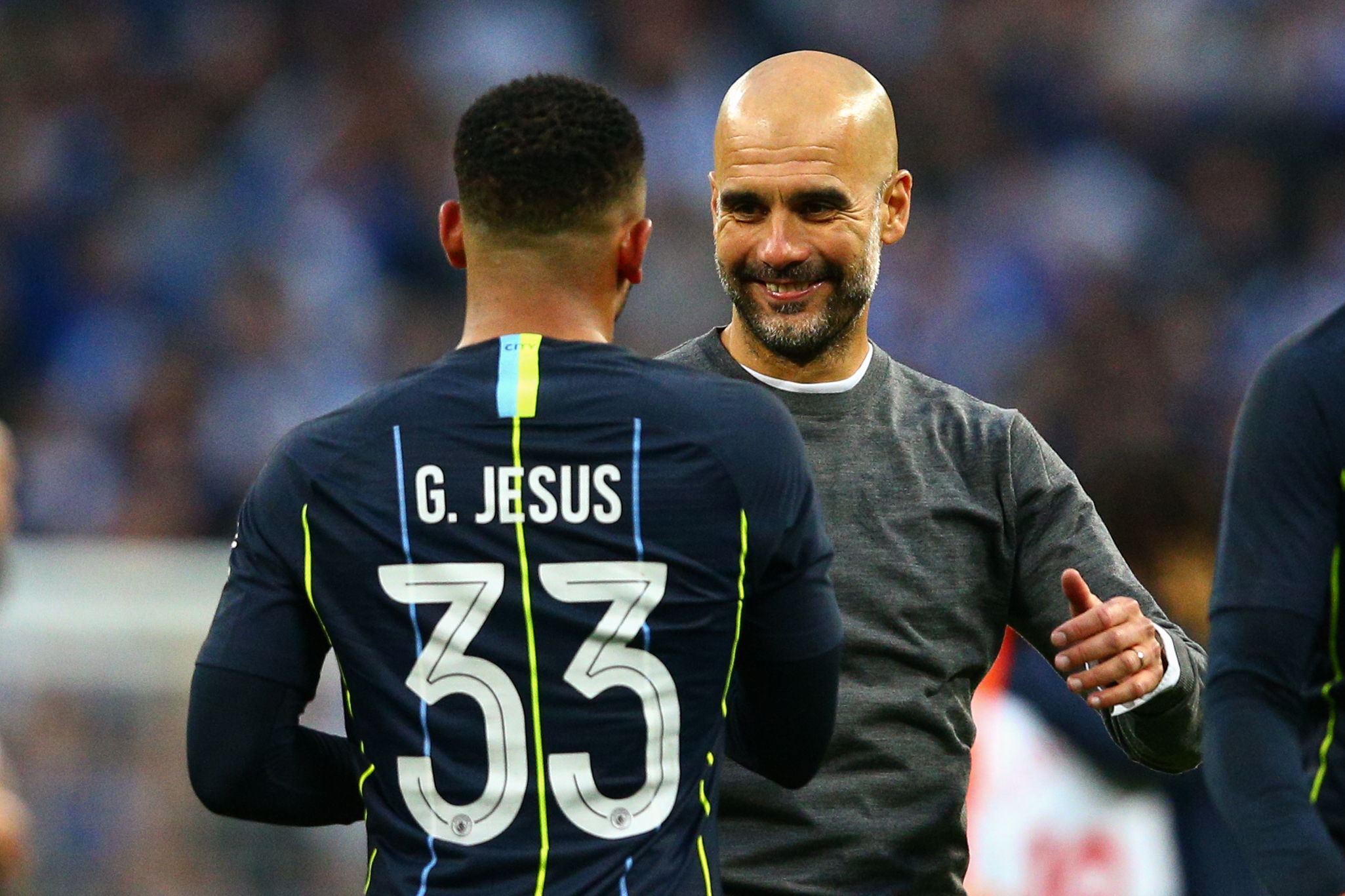 gabriel jesus 039 s solitary early goal was enough as city failed to hit top gear against the seagulls but still stretched an incredible run to 22 wins in 23 games photo afp