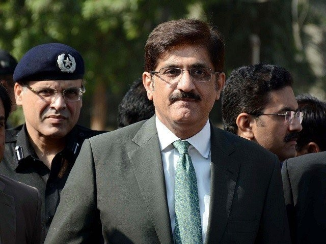 chief minister sindh syed murad ali shah photo ppi