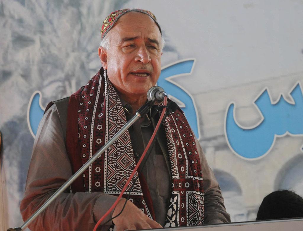 organised political parties can uplift balochistan s people abdul malik baloch