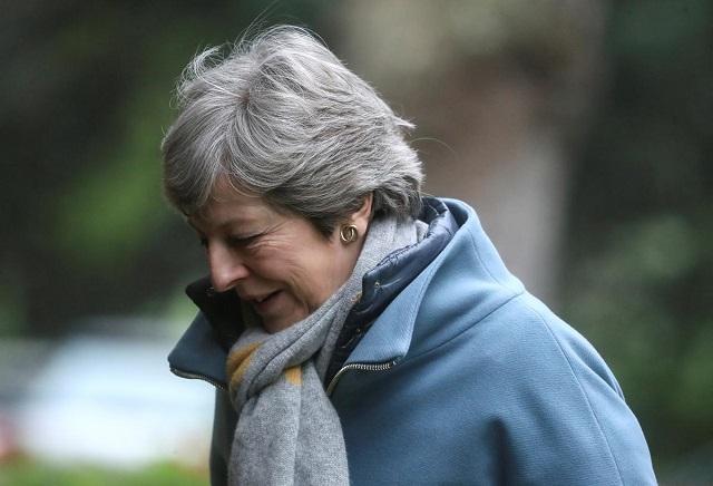 british prime minister theresa may photo reuters