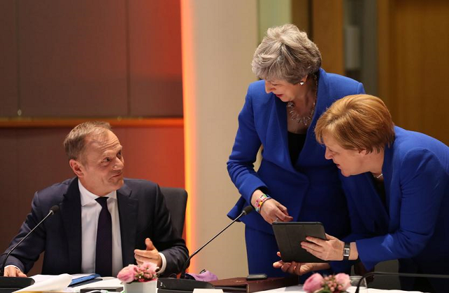 eu leaders are exasperated with may s handling of a tortuous and costly divorce photo reuters