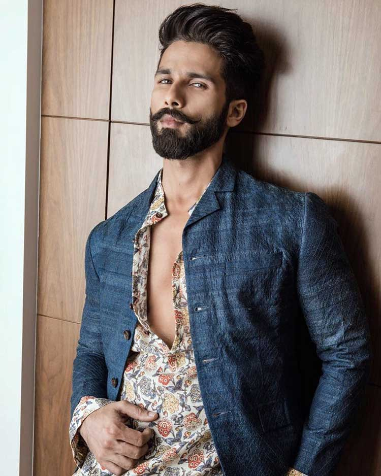 shahid kapoor sheds over 14 kilos for upcoming film