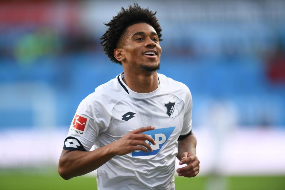 the teenager has appeared in only five of hoffenheim 039 s last ten games as they try to secure a place in european competition next season photo afp