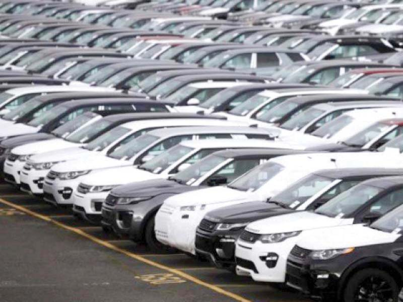 After coming to power, the Pakistan Tehreek-e-Insaf (PTI) government introduced duty payment for used cars via overseas Pakistanis' foreign currency accounts. PHOTO: FILE
