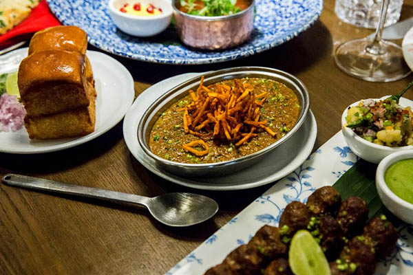 this picture shows a selection of pakistani dishes photo afp
