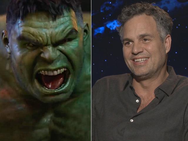 mark ruffalo aka the hulk filmed five endings for avengers endgame