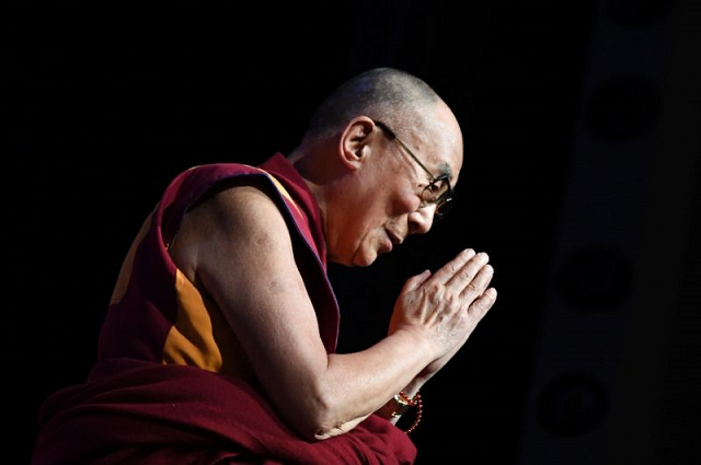 dalai lama discharged from hospital