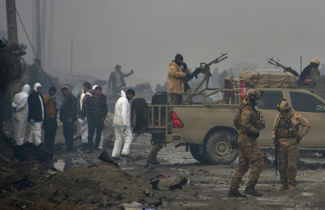 kabul suffered horrific bloodshed in 2018 but has in recent weeks enjoyed something of a lull in violence photo afp