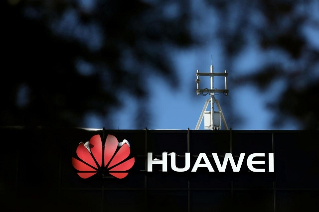 according to gizmochina huawei may very soon unveil its first ever car at the shanghai auto show 2019 photo reuters