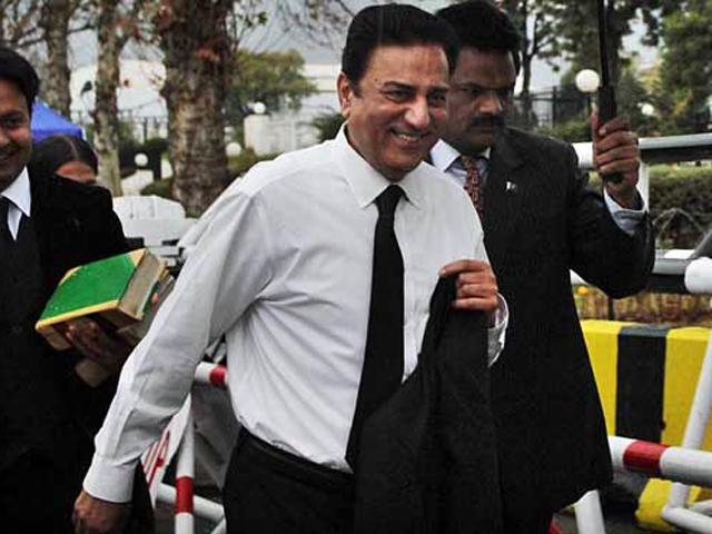 naeem bukhari photo file