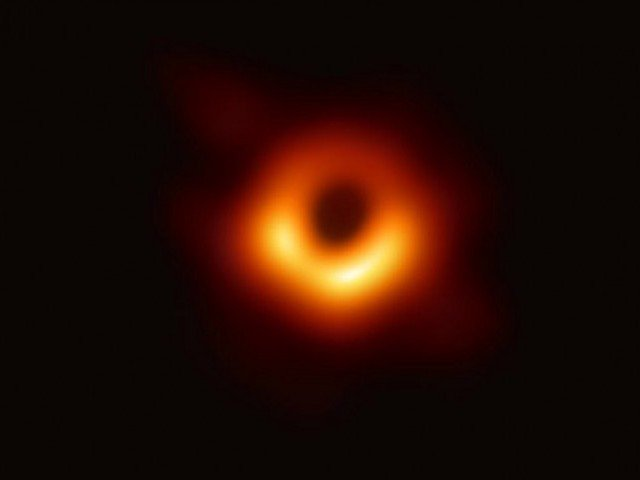 the first photograph of a black hole and its fiery halo released wednesday by event horizon telescope astronomers is the quot most direct proof of their existence quot one of the project 039 s lead scientists photo nsf