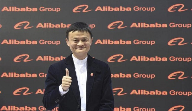 alibaba founder jack ma photo reuters