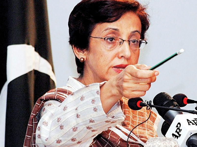 outgoing foreign secretary tehmina janjua lauded for her service photo file